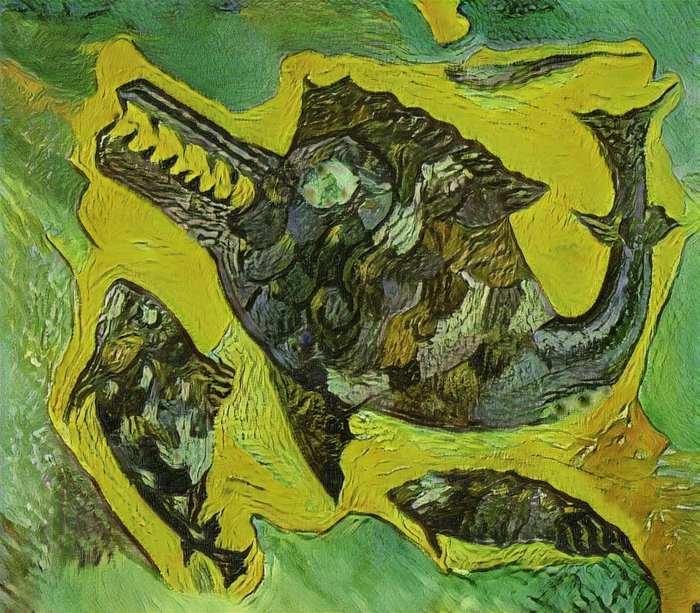 Peixinhos de Van Gogh product image